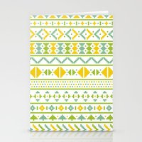 Christmas Jumper Pattern Stationery Cards