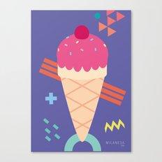 Ice Cream II Canvas Print