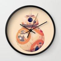 BeeBee-Ate Wall Clock