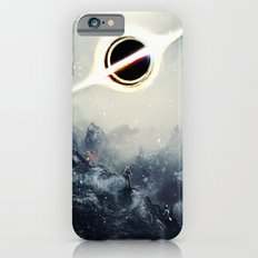 Interstellar Inspired Fictional Sci-Fi Teaser Movie Poster Slim Case iPhone 6s