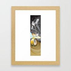 5:55 AM Framed Art Print