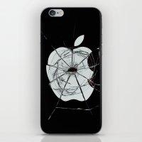 Broken sin iPhone & iPod Skin
