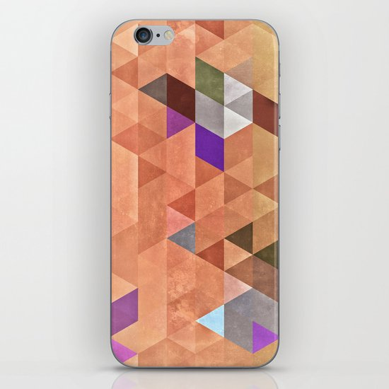 byrdy iPhone & iPod Skin