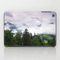 mountain view i. iPad Case