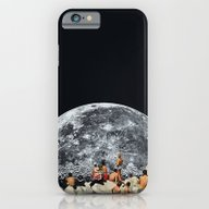 iPhone & iPod Case featuring MOONRISE  by Beth Hoeckel Collage…
