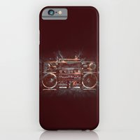 iPhone & iPod Case featuring DARK RADIO by Ptitecao