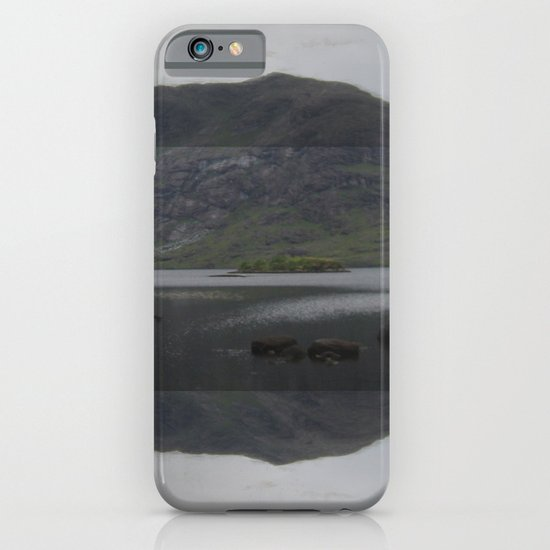 FORCED MIRROR III. iPhone & iPod Case