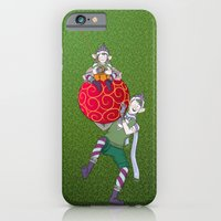 Christmas Nisse iPhone 6 Slim Case