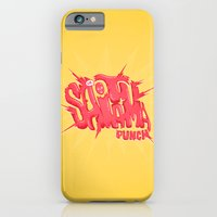 Just An Average Punch iPhone 6 Slim Case