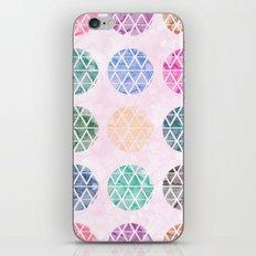 Colorful Geometric II iPhone & iPod Skin