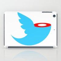Headless Tweet iPad Case
