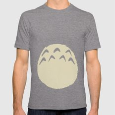 Dubiously Troll ~ My Nei… Mens Fitted Tee Tri-Grey SMALL