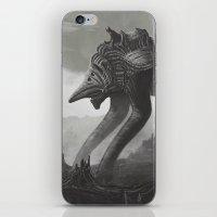 Alien Scout iPhone & iPod Skin