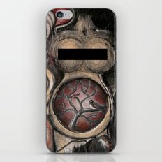 The late bird gets the $&@% iPhone & iPod Skin