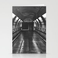 Underground: Waterloo (3) Stationery Cards