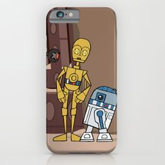 EP6 : C-3PO & R2-D2 Slim Case iPhone 6s