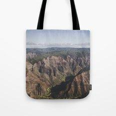 Canyon - Kauai, HI Tote Bag