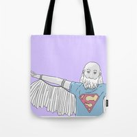 Dead Saints Tote Bag