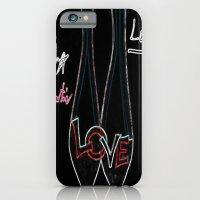 iPhone & iPod Case featuring Love Louboutin by Lucrezia Semenzato