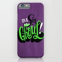 It's A Sin To Be A Ghoul iPhone 6 Slim Case