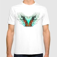Fy22_3 Mens Fitted Tee White SMALL
