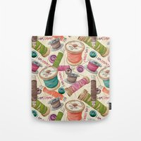 I Am Crafty Tote Bag