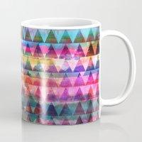 Kiana Triangle Mug