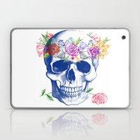 Halloween Skull Laptop & iPad Skin