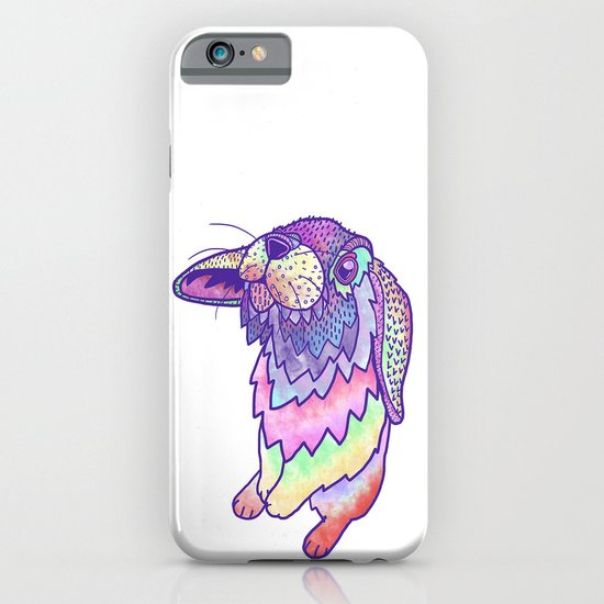 HAPPY EASTER RABBIT iPhone & iPod Case