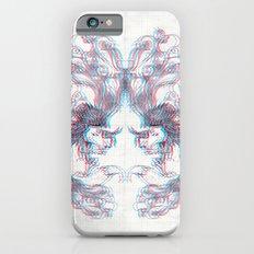 3D Fox Slim Case iPhone 6s