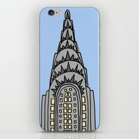 The Chrysler Building Would Look All Wrong in Nappa iPhone & iPod Skin