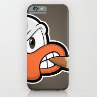 Smoking Duck iPhone 6 Slim Case