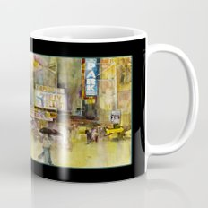 Broadway,  New York Mug