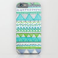 iPhone & iPod Case featuring Ocean T by Lisa Argyropoulos
