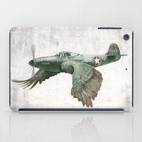 In which it's a bird. It's a plane. (Now in technicolour) iPad Case