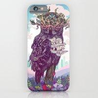 Journeying Spirit (Owl) iPhone 6 Slim Case