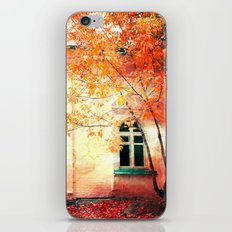 Season of Fire iPhone & iPod Skin