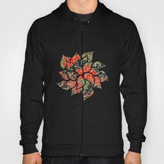 Floral Abstract 17 Hoody
