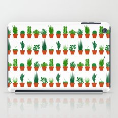 Small Plants iPad Case