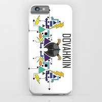 Skyrim: The Dovahkiin - BLUE iPhone 6 Slim Case