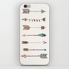 seven arrows iPhone & iPod Skin