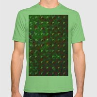 POP Mens Fitted Tee Grass SMALL