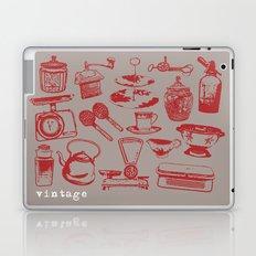 kitchen vintage Laptop & iPad Skin