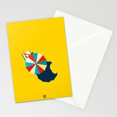 Summer's gone Stationery Cards