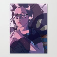 Abduction Canvas Print