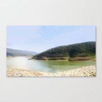 Thomson Reservoir  Canvas Print