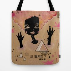 It's in us. Tote Bag