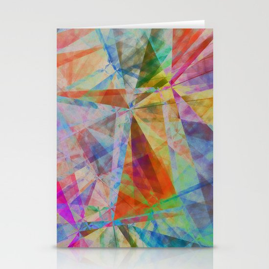 Intersections Stationery Card