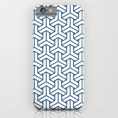 bishamon in monaco blue Slim Case iPhone 6s