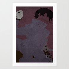 Hei Art Print